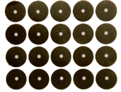 Pool Table Spots / Dots Quantity of 20
