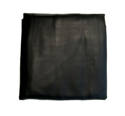 Case of 5 - Black 8 Foot Heavy Duty Pool Table Billiard Cover