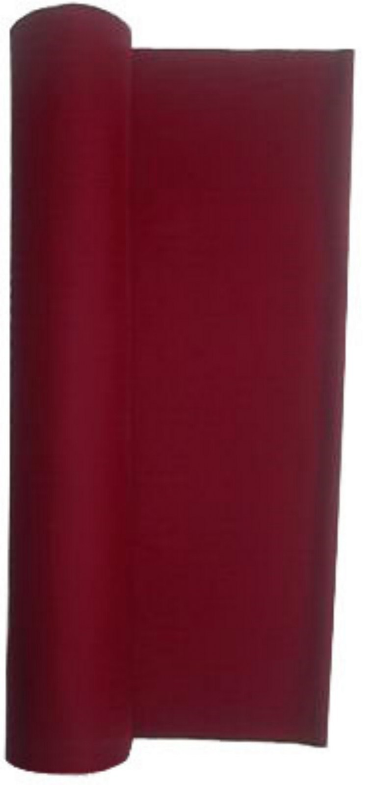 Performance Grade Pool Table Felt - Billiard Cloth Burgundy For 8' Table