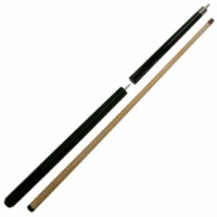 "58"" - 3 Piece Jump Break Pool Cue - Billiard Stick W Irish Linen Wrap and Quick Release Joint 20 Ounce"