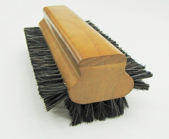 "8 1/2"" Pool Table Billiard Horsehair Brush Oak Finish"