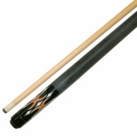 "58"" 2 Piece Hardwood Canadian Maple Pool Cue Billiard Stick 19 Ounce"