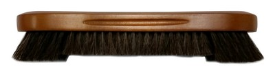 "10 1/2"" Pool Table Billiard 100% Horsehair Brush Oak Finish"