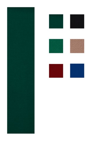 Accuplay Pre Cut Worsted Pool Felt - Billiard Cloth Spruce Green For 7' Table