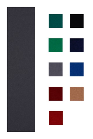 Accuplay 20 oz Pre Cut For 8' Table  Pool Felt - Billiard Cloth Gray