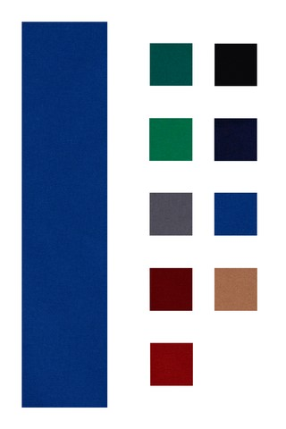 Accuplay 20 oz Pre Cut For 8' Table  Pool Felt - Billiard Cloth Blue