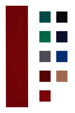 Accuplay 20 oz Pre Cut For 8' Table Pool Felt - Billiard Cloth Red
