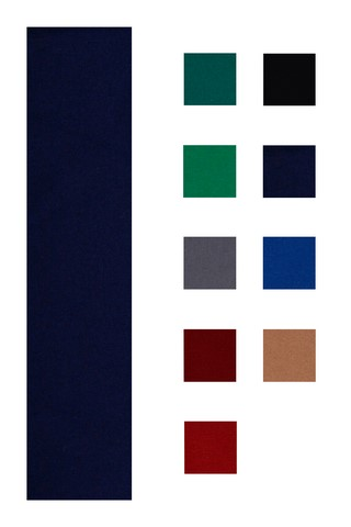 Accuplay 20 oz Pre Cut For 8' Table  Pool Felt - Billiard Cloth Navy