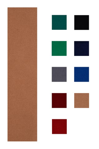 Accuplay 20 oz Pre Cut For 8' Table Pool Felt - Billiard Cloth Tan