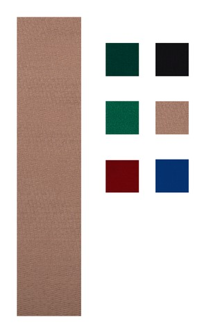 Accuplay Pre Cut Worsted Pool Felt - Billiard Cloth Tan For 8' Table